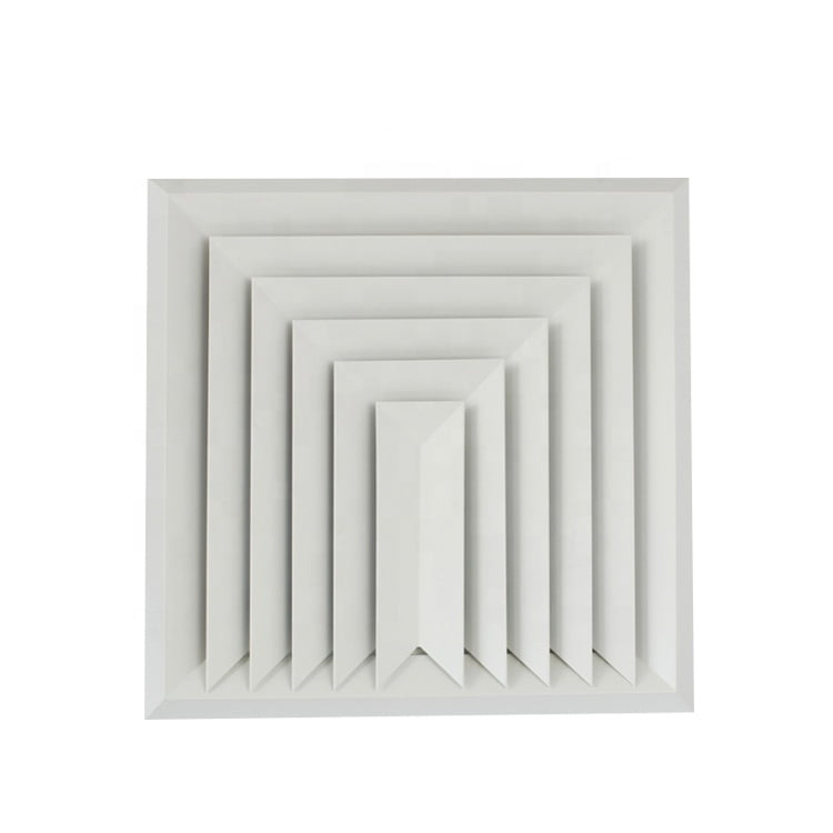 3 Way Diffusers Ceiling Diffusers