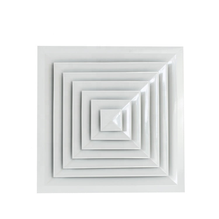 4 Way Diffusers Ceiling Diffusers