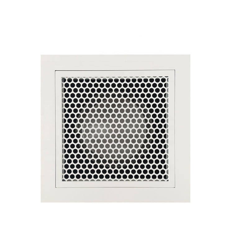 Performated Grille