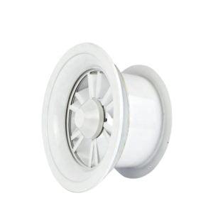 Round Jet Swirl Diffuser