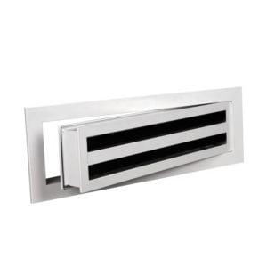 Removable Core Linear Slot Diffuser