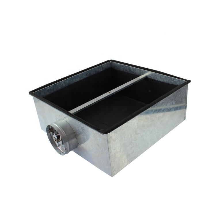 Metal Insulated Boxes for Swirl Diffuser