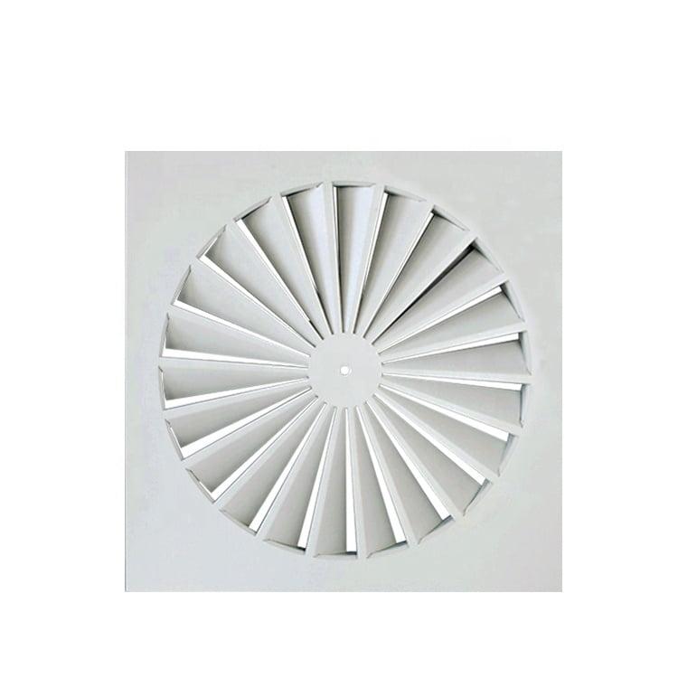 Swirl Diffuser Fixed Blade