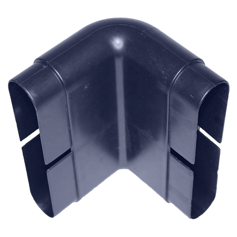 Vertical 45 Degree Low Profile Duct