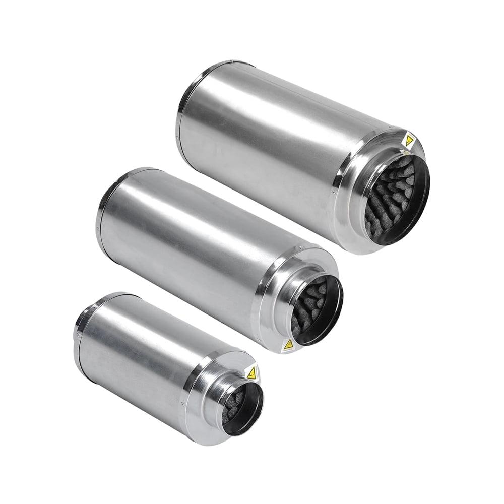 Hydroponics-Inline silencer 2