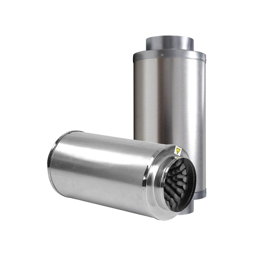 Hydroponics-Inline silencer 4