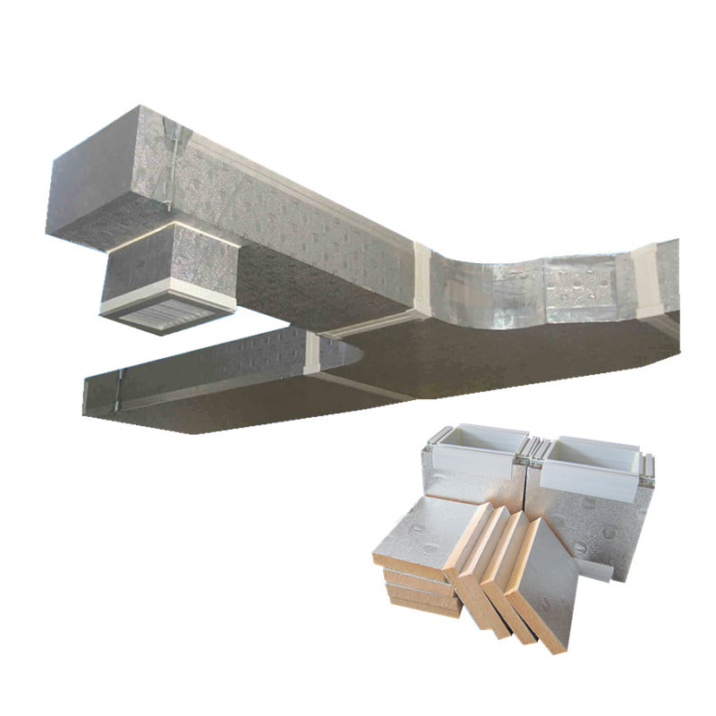 Phenolic Duct, Pre-Insulated Duct, Poly Panel Duct