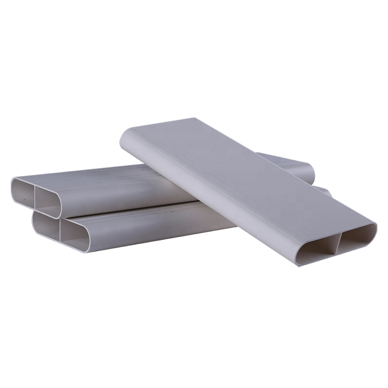 Straight Flat Duct Low Profile Duct 2