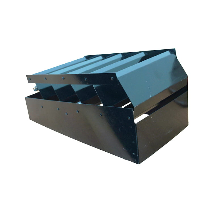 SSD - Stream Splitter Damper